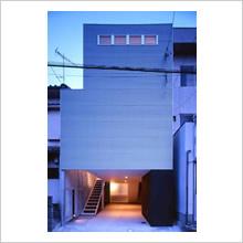house H 01(鉄骨造)