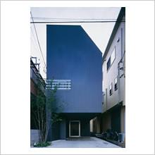 八王子の家(地下+木造2F)