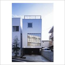 八幡山の家(鉄骨3F)