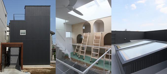 代田橋の住宅/H邸