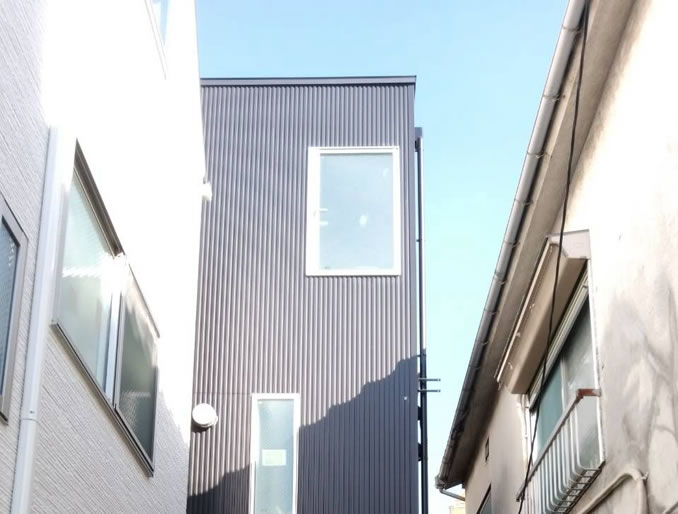 弦巻の住宅/I邸