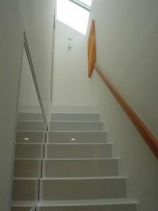 練馬の住宅 階段