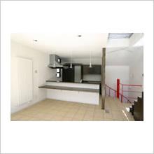平和台の住宅(2)