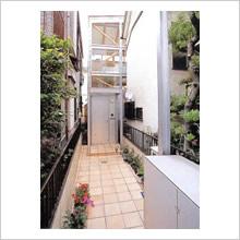 KamataT-house 木造2F 延べ床17坪(旗ざお地)
