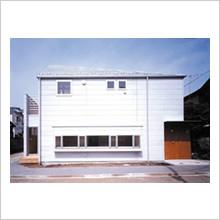 Ohokayama S-house 木造2F 延べ床30坪