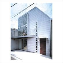T2 house(1999年)木造2F 延べ床30坪
