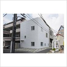 01曙橋の家_外観