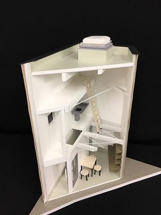 建築模型②