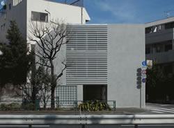 田園調布の超狭小住宅/M邸