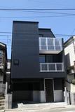 鵜の木の狭小住宅/S邸(建築面積:7.5坪)