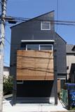 和泉の狭小住宅/T邸(建築面積:6.7坪)