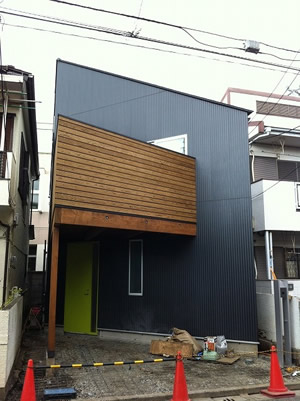 石神井公園の住宅/M邸