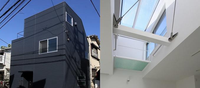北新宿の住宅/M邸