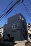 北新宿の狭小住宅/M邸(建築面積:7.1坪)