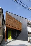 石神井公園の狭小住宅/M邸(建築面積:10.5坪)