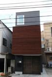西早稲田の狭小住宅/F邸(建築面積:7.2坪)