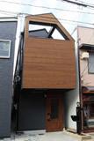 東新宿の狭小住宅/N邸(建築面積:6.2坪)
