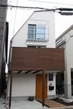 王子の狭小住宅/N邸(建築面積:8.2坪)
