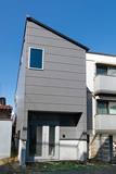 中町の狭小住宅(建築面積:9坪)